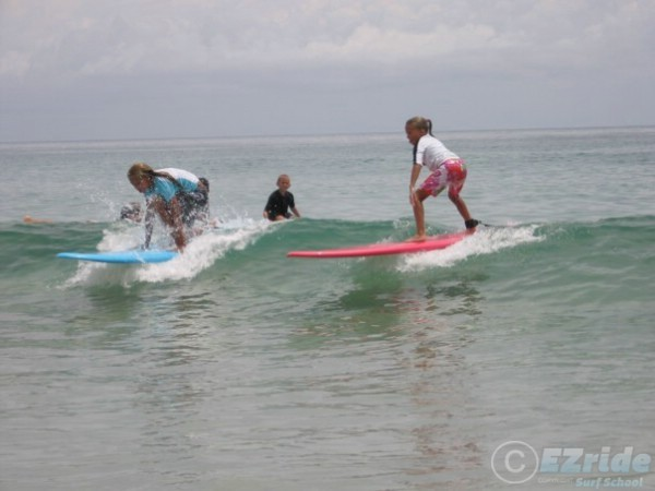 Group Surf Lessons in Florida II