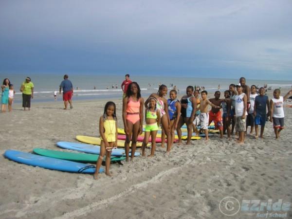 Surf Lessons Pompano Beach Florida