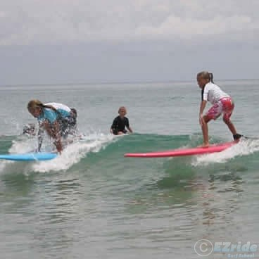 Florida Surf Lessons and Surf Camp Cocoa Beach