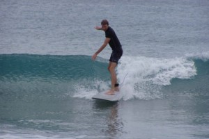 Intermediate Surf Lessons in Florida