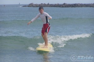 Personal Surf Lessons in Florida