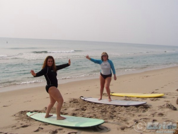 South Beach Surf Lessons